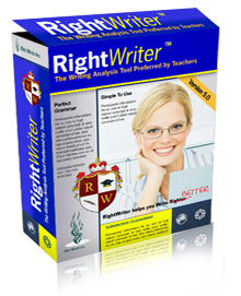 RightWriter Grammar Analysis Software